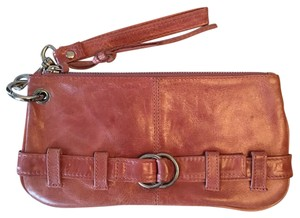 Latico Wristlet in pink Peach