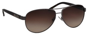 Ralph Lauren RALPH by Ralph Lauren Women's Sunglasses RA4004 59mm Gunmetal Grey Hor