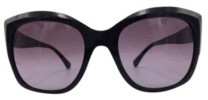 Chanel Chanel Oversize Burgundy Square Sunglasses 5347 c.1461/S1 54