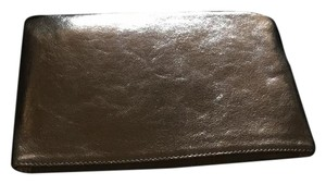 Neiman Marcus for Target Metallic Leather Pouch