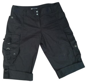 A|X Armani Exchange Cuffed Shorts