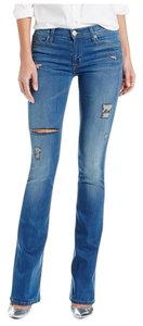Hudson Jeans Boot Cut Jeans-Distressed