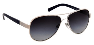 Tory Burch Tory Burch Women's Sunglasses TY6010 57mm Ivory Navy 302111