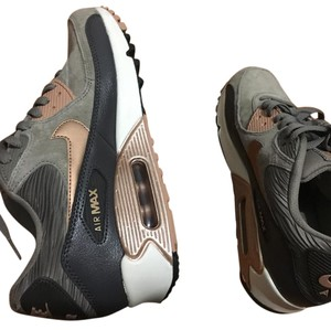 Nike Air Max 90's bronze gold metallic Athletic