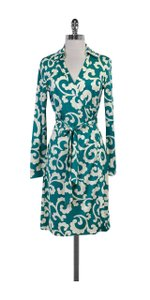 Diane von Furstenberg short dress New Wrap on Tradesy