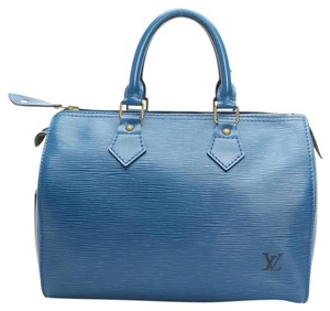 a0148ef94aca Blue Louis Vuitton Bags - Up to 90% off at Tradesy