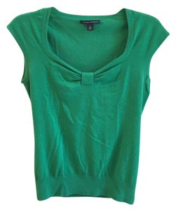 Banana Republic Stretchy Top green