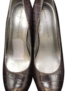 Marc Fisher Brown chocolate Pumps