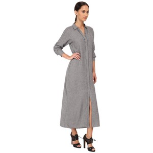 Heather Grey Maxi Dress by Theory