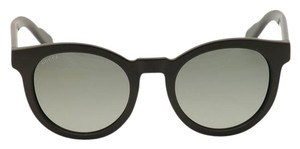 Gucci Matte Black Sunglasses