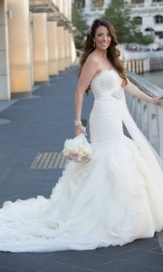 Lazaro Lazaro 3201 Wedding Dress