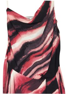 Halston Watercolor One Maxi Dress