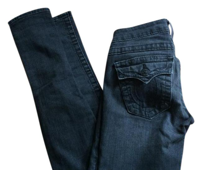 Item - Gray Excellent Condition Skinny Jeans Size 25 (2, XS)