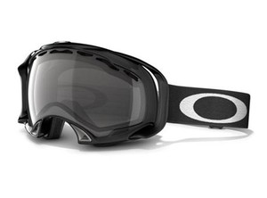 Oakley Oakley Snow Ski Goggles Polar Splice Snow Jet Black/Grey Polar 57-236