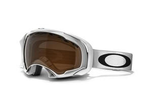Oakley Oakley Snow Ski Goggles Splice Snow Polished White/BlackIridium 57-247