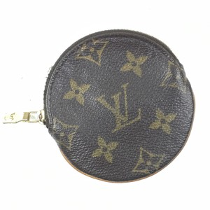 Louis Vuitton Monogram Circle Coin Purse