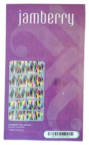 Jamberry Jamberry Nail Wrap in Confused Canvas