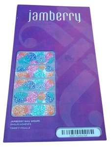 Jamberry Jamberry Nail Wrap in Punchy Puff
