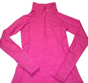 Under Armour fitted zip front jacket
