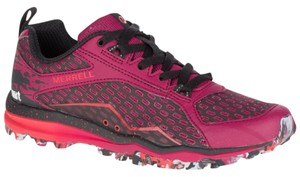 Merrell Beet Red Athletic