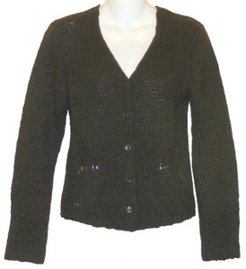 Eileen Fisher Plush Knit Cardigan