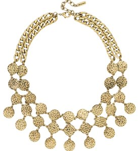 BaubleBar New!! Hammered Coin Necklace