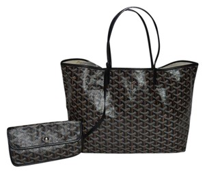 Goyard St-louis Saint-louis Pm Tote in Black