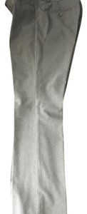 The Limited Straight Pants Gray