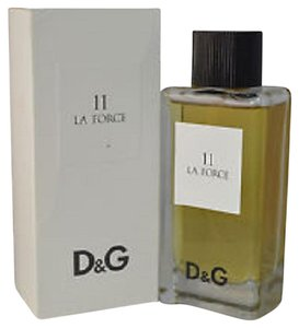 Dolce&Gabbana D&G (11) LA FORCE EDT Spray 3.3oz/3.4oz/100ml Woman,New,