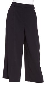 St. John Capri/Cropped Pants Black