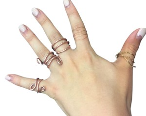 Megan Staub Customizable Wire Rings