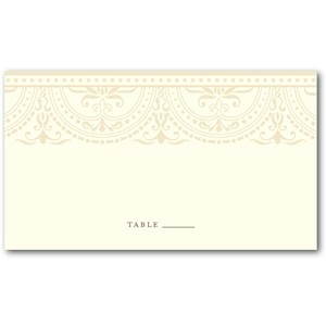 Wedding Paper Divas Delicate Details Place Cards
