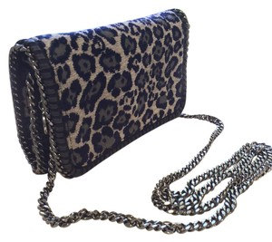 Stella McCartney Jacquard Chain Cross Body Bag