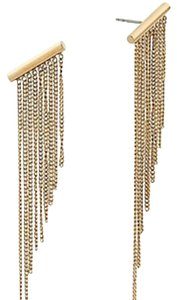 Michael Kors Gold Michael Kors Chandlier Earrings