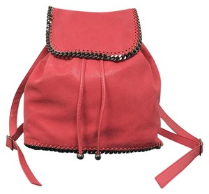Stella McCartney Falabella Shaggy Deer Backpack