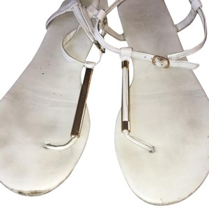Bakers white Sandals