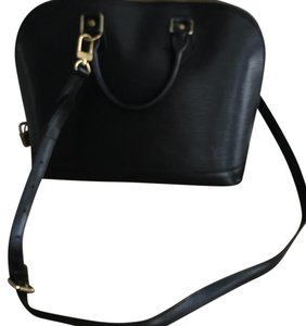 Louis Vuitton Satchel in Black/Noir