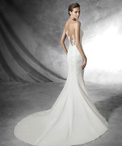 Pronovias Plus A Wedding Dress