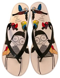 Marc by Marc Jacobs white, black, various Sandals