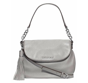 Michael Kors Bedford Grey Kors Crossbody Favorite Shoulder Bag