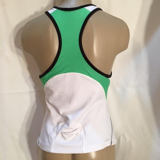 Nike White Sport Activewear Top Size 6 (S, 28) Nike White Sport Activewear Top Size 6 (S, 28) Image 2