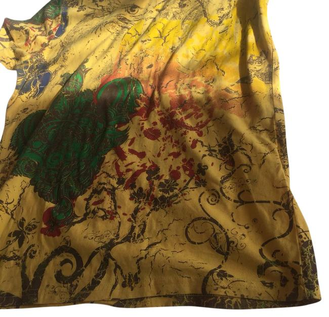 Item - Multi Color N A Tee Shirt Size 14 (L)
