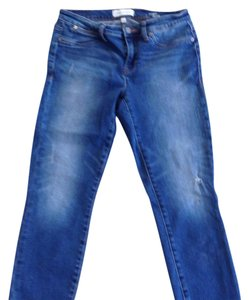 Henry & Belle Skinny Jeans-Distressed