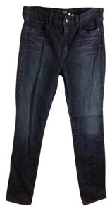 J.Crew Skinny Boyfriend Straight Leg Jeans-Medium Wash