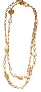 Tory Burch Rosemary Long necklace