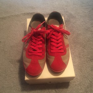 Burberry red Athletic