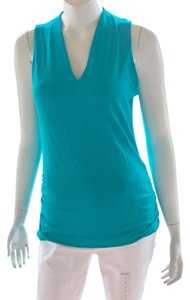 INC International Concepts Top turquoise