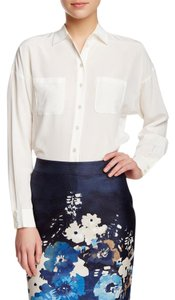 Kate Spade Button Down Shirt Ivory
