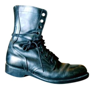 RoSerch Military Black Boots