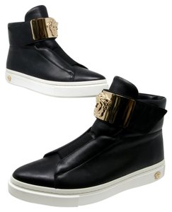 Versace Valentino Chanel Louis Vuitton Louboutin Studded Black Athletic
